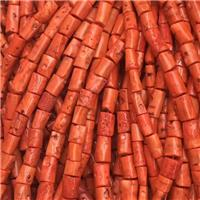 red Coral beads, approx 10-20mm [CROT04]